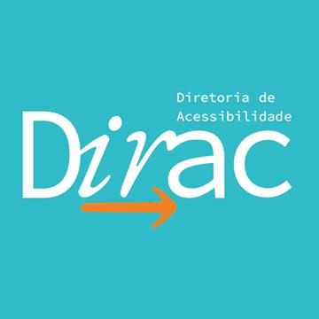 logotipo Diretoria de Acessibilidade